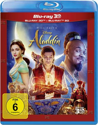 Aladdin (2019) (Blu-ray 3D + Blu-ray)