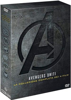 Avengers 1-4 - Collezione 4 Film (4 DVD)