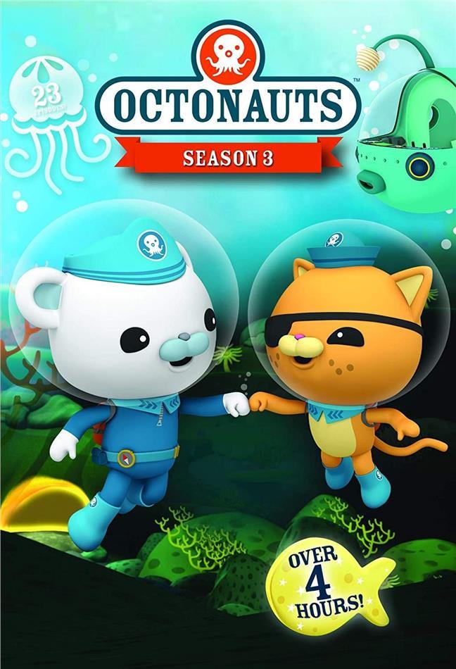 Octonauts - Season 3 (2 DVDs)