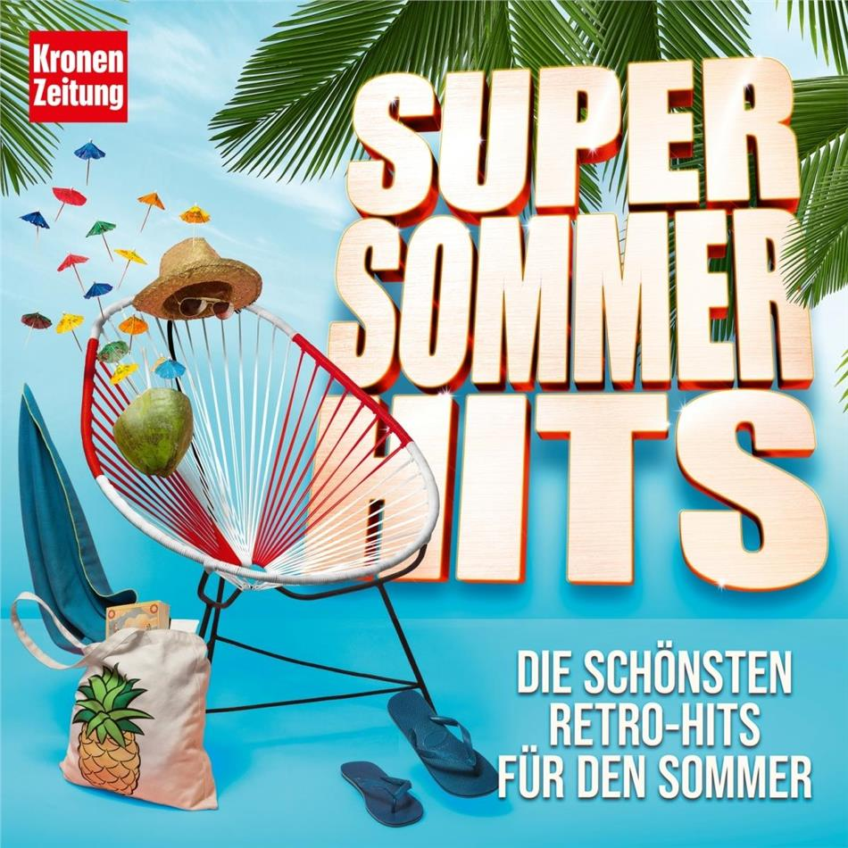 Super Sommer Hits 2019 (2 CDs)