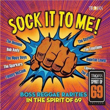 Sock It To Me: Boss Reggae Rarities In The Spirit Of '69 (LP)