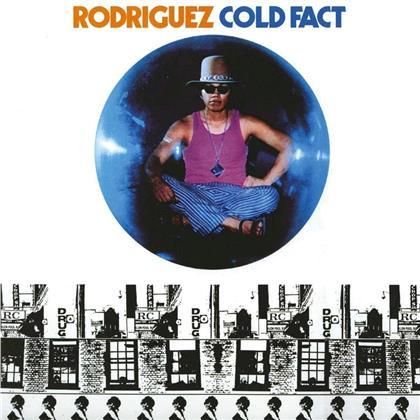 Rodriguez (Sixto Diaz) - Cold Fact (2019 Reissue, Universal)