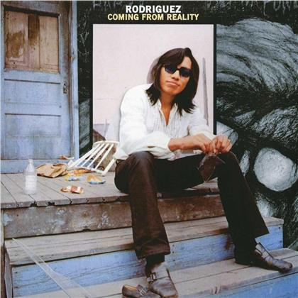 Rodriguez (Sixto Diaz) - Coming From Reality (2019 Reissue, Universal)