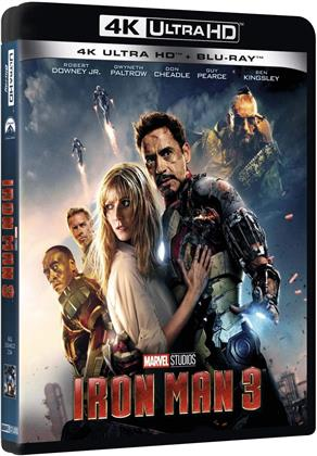 Iron Man 3 (2013) (4K Ultra HD + Blu-ray)