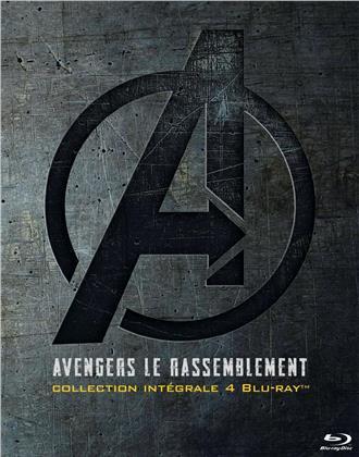 Avengers 1-4 - Le rassemblement (5 Blu-rays)