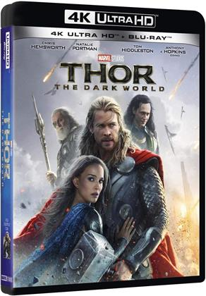 Thor 2 - The Dark World (2013) (4K Ultra HD + Blu-ray)