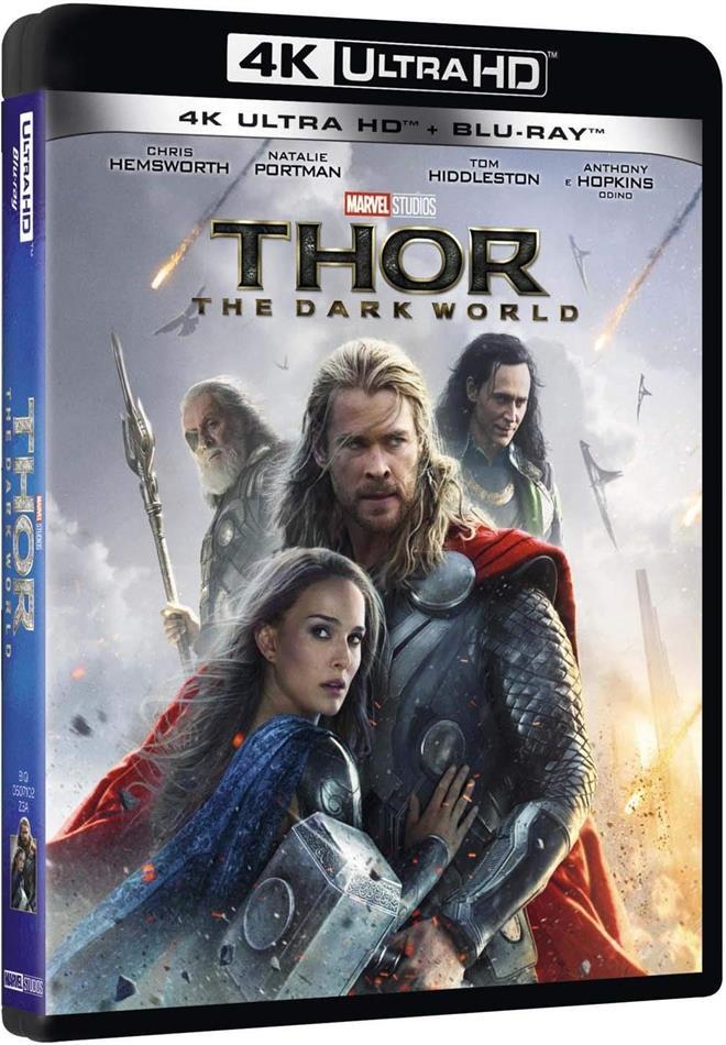 Thor 2 - The Dark World (2013) (4K Ultra HD + Blu-ray)