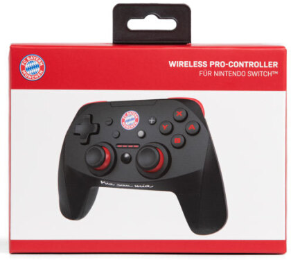 Switch Controller Pro Bayern München
