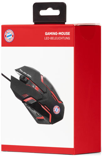 PC Mouse Gaming Bayern München<br>