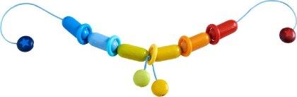 HABA Kinderwagenkette Farbenfroh
