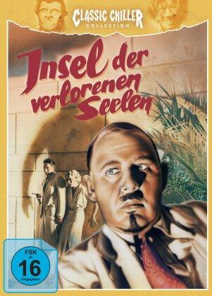 Insel der verlorenen Seelen (1932) (Limited Edition, Blu-ray + DVD + CD)