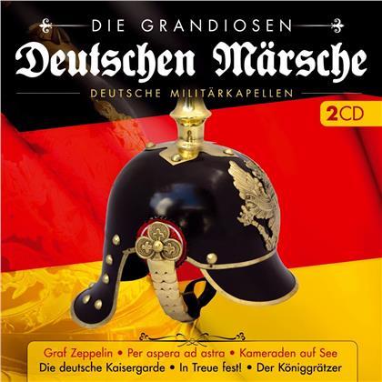 Die Grandiosen Deutschen (2 CDs)
