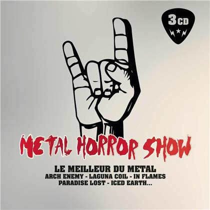 Metal Horror Show (3 CDs)