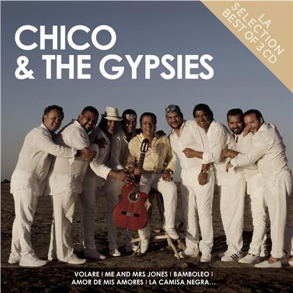 Chico & The Gypsies - La Selection (3 CDs)