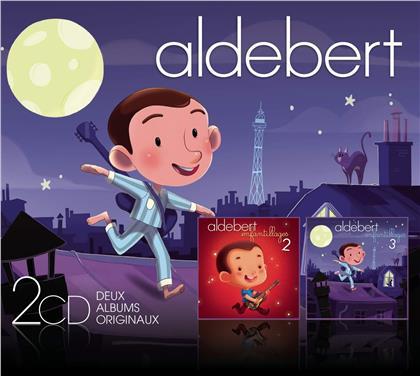 Aldebert - Enfantillages 2 / Enfantillages 3 (2 CDs)