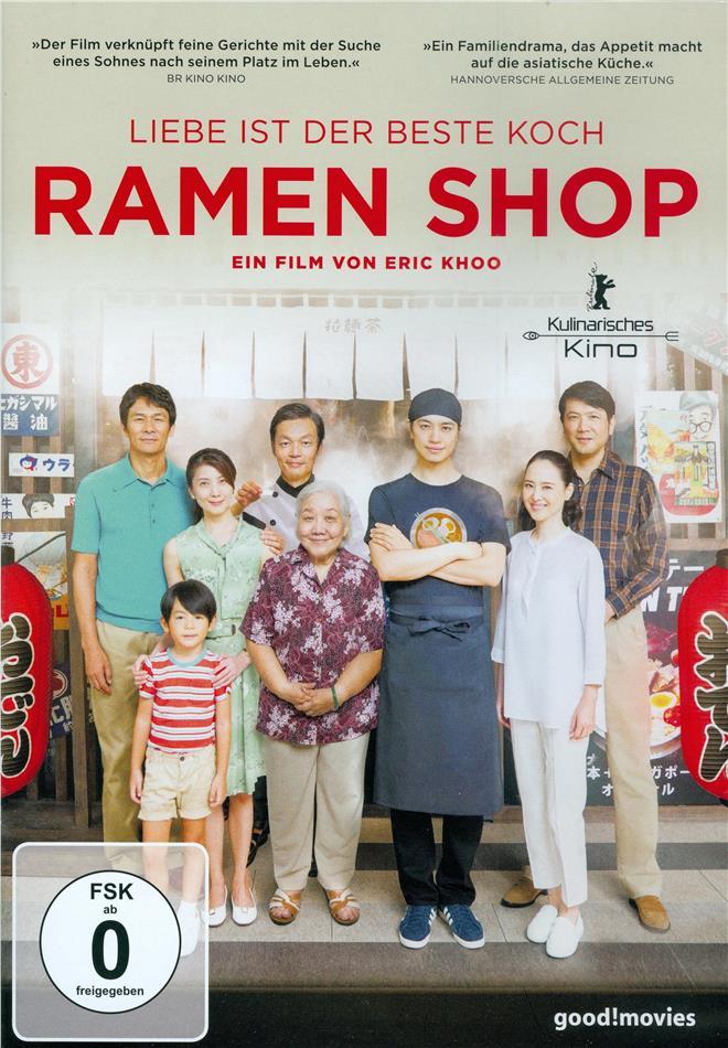 Ramen Shop (2018)