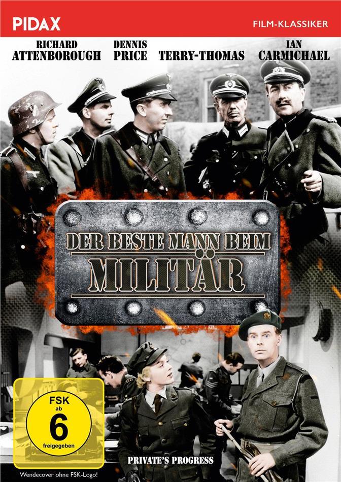 Der beste Mann beim Militär (1956) (Pidax Film-Klassiker, s/w)