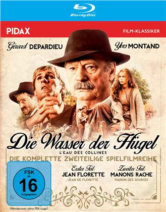 Die Wasser der Hügel - Die komplette zweiteilige Spielfilmreihe (Pidax Film-Klassiker)