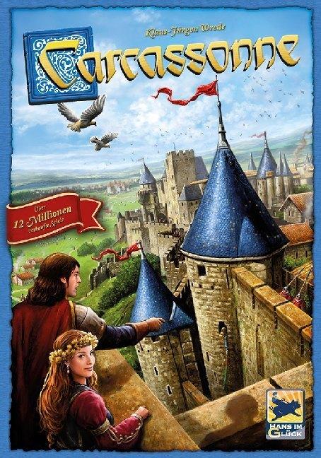 Carcassonne - neue Edition