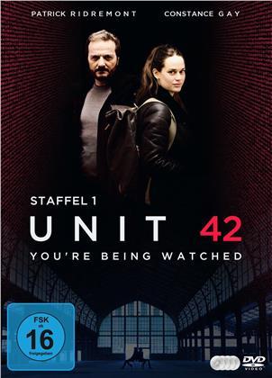Unit 42 - Staffel 1 (4 DVDs)