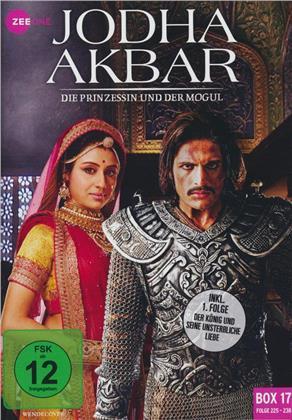 Jodha Akbar - Die Prinzessin und der Mogul - Box 17 (3 DVDs)