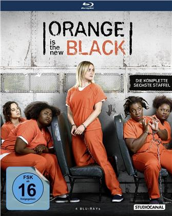 Orange is the New Black - Staffel 6 (4 Blu-rays)