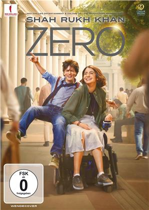 Zero (2018) (Limited Edition, Special Edition, Blu-ray + DVD)