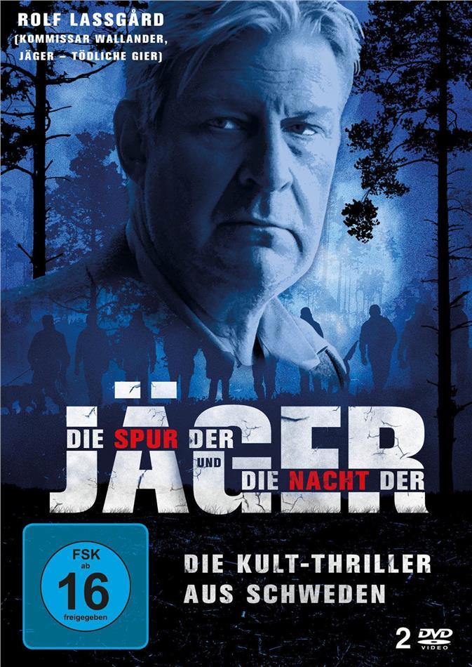 Die Spur der Jäger & Die Nacht der Jäger (2 DVDs)