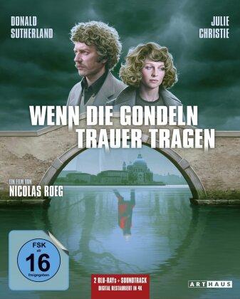 Wenn die Gondeln Trauer tragen (1973) (Limited Edition, 2 Blu-rays + CD)