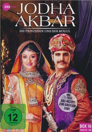 Jodha Akbar - Die Prinzessin und der Mogul - Box 16 (3 DVDs)