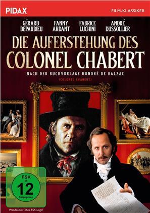 Die Auferstehung des Colonel Chabert (1994) (Pidax Film-Klassiker)