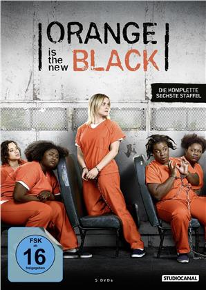 Orange is the New Black - Staffel 6 (5 DVD)