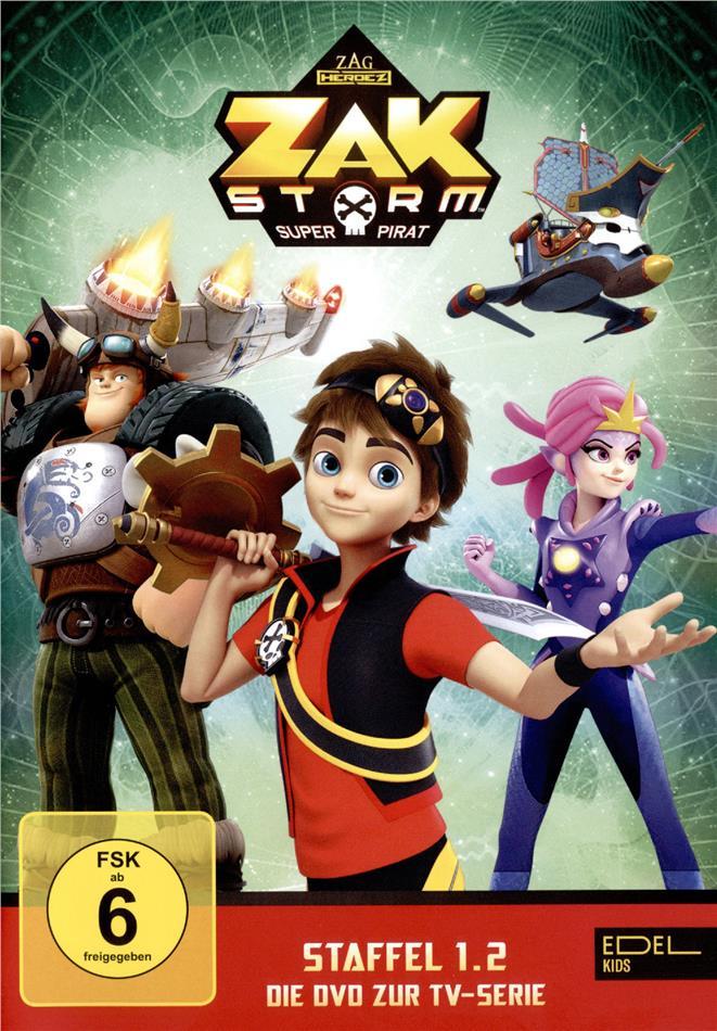 Zak Storm - Staffel 1.2