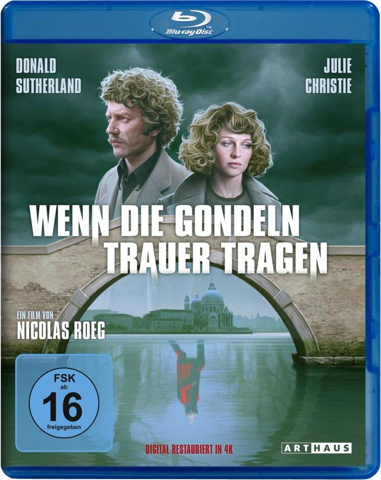 Wenn die Gondeln Trauer tragen (1973) (Arthaus, 4K-restauriert)