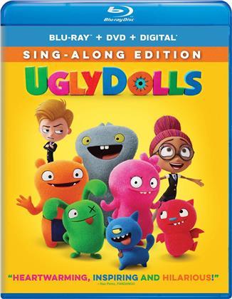 UglyDolls (2019) (Blu-ray + DVD)