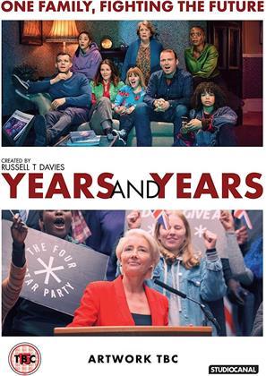 Years and Years - Season 1 (2 DVD)