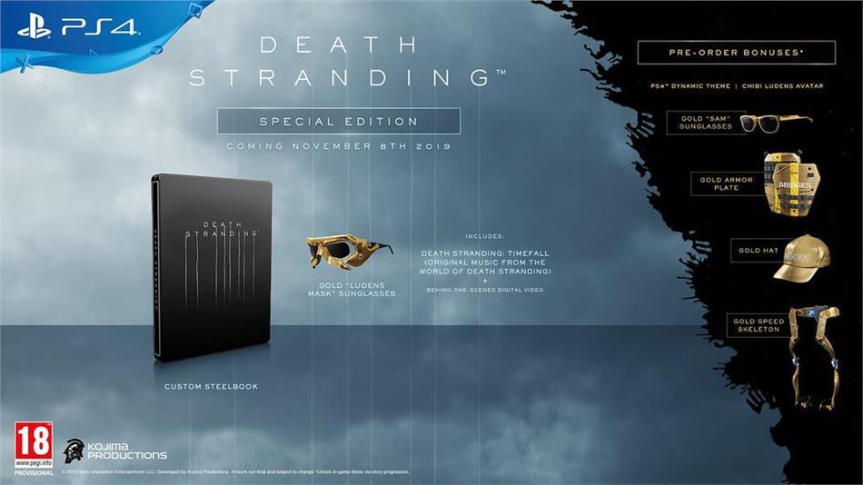 Death Stranding (Special Edition)