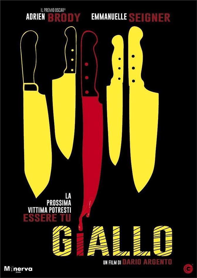 Giallo (2009) (Riedizione)