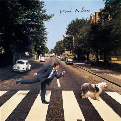 Paul McCartney - Paul Is Live (2019 Reissue)
