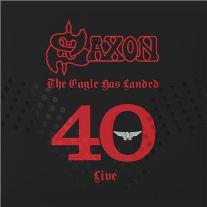 Saxon - The Eagle Has Landed 40 (Live) - + Slipmat (5 LPs)