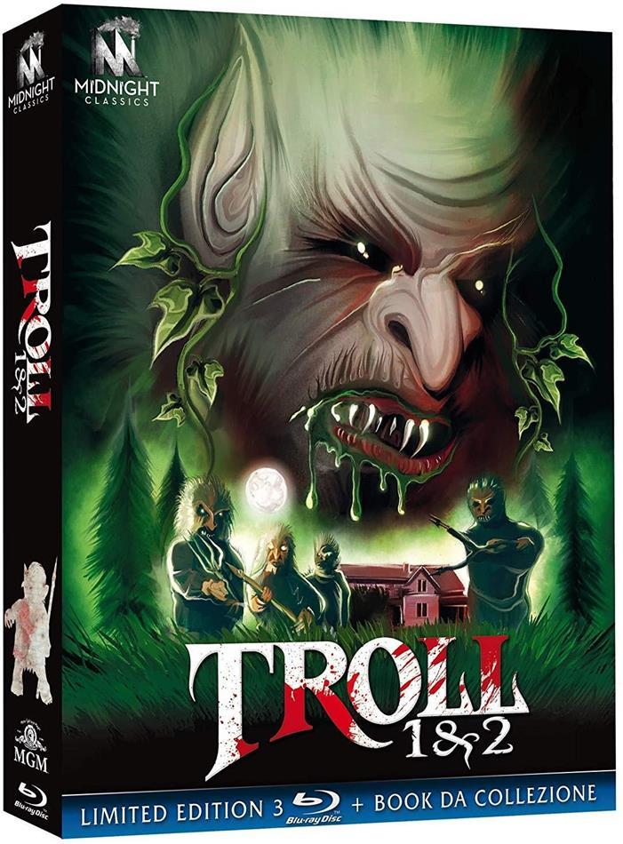 Troll 1 & 2 (Edizione Limitata, 3 Blu-ray)