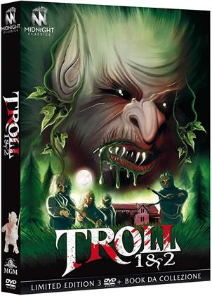 Troll 1 & 2 (Limited Edition, 3 DVDs)