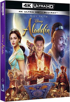 Aladdin (2019) (4K Ultra HD + Blu-ray)