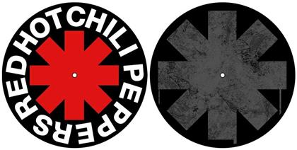 Red Hot Chili Peppers Turntable Slipmat Set - Asterisk (Retail Pack)