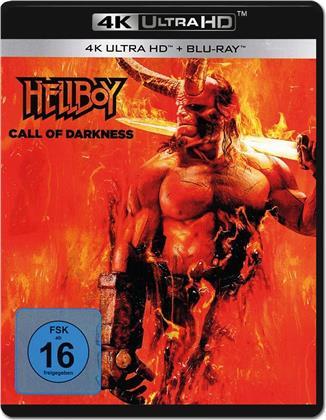 Hellboy - Call of Darkness (2019) (4K Ultra HD + Blu-ray)