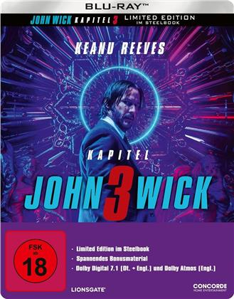 John Wick 3 - Parabellum (2019) (Steelbook)