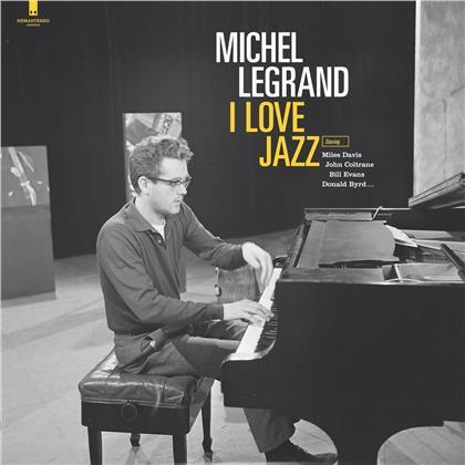Michel Legrand - I Love Jazz (LP)