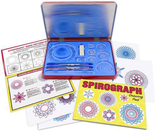 Spirograph - Spirograph Retro Design Set Tin