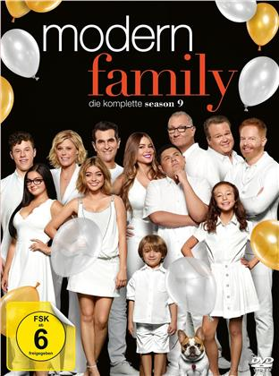 Modern Family - Staffel 9 (3 DVDs)