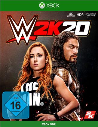 WWE 2K20 (German Edition)